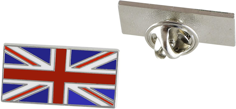 United Kingdom UK (Union Jack) British Flag Bulk Enamel Pins (1 Pin)