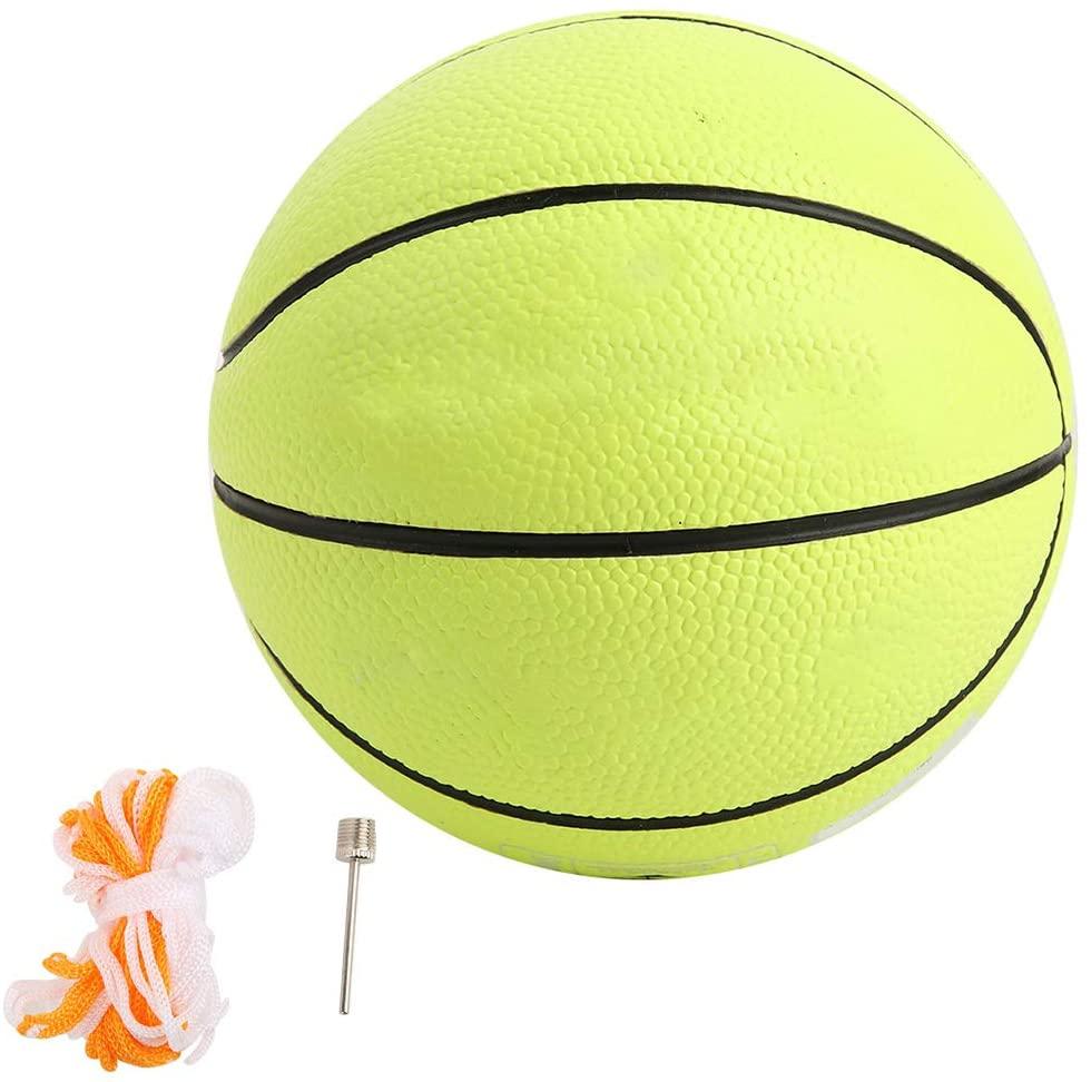Keenso Basketball Toy Mini Ball Kids Children Wall Mounted Sports Kindergarten Home Playground