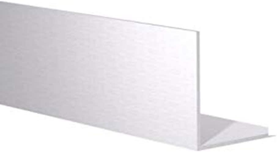 Orange Aluminum Angle: 2