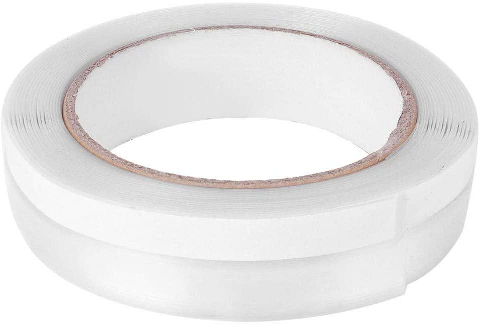 Yosoo Nano-Silver Sealing Strip 5m Sound Insulation Self-Adhesive Sealing Strips Sticker for Door Window