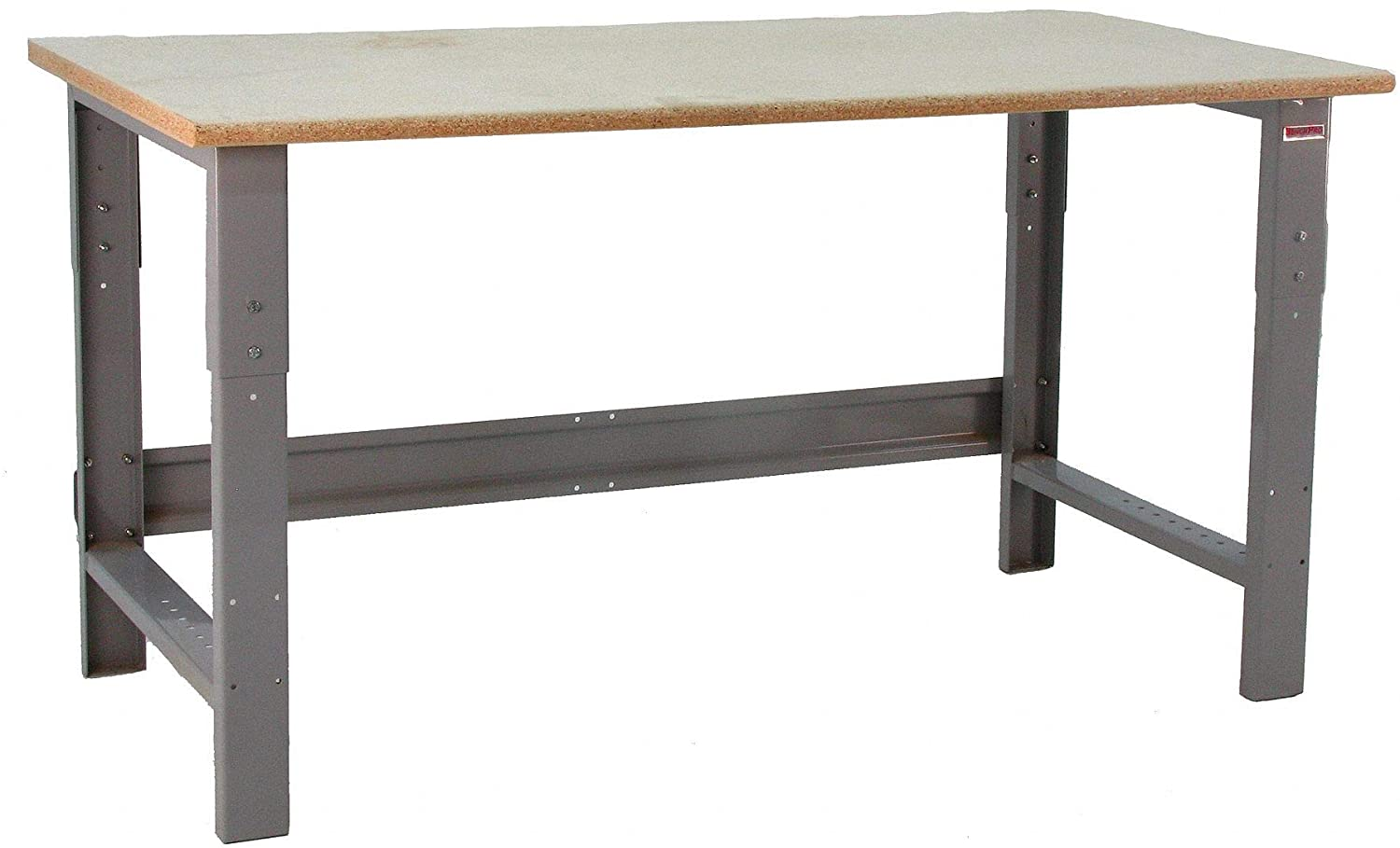 Bolted Workbench, Particleboard, 24