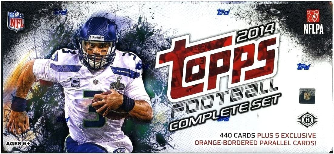 NFL 2014 Topps Football Cards 2014 Topps Football Complete Set [Hobby]