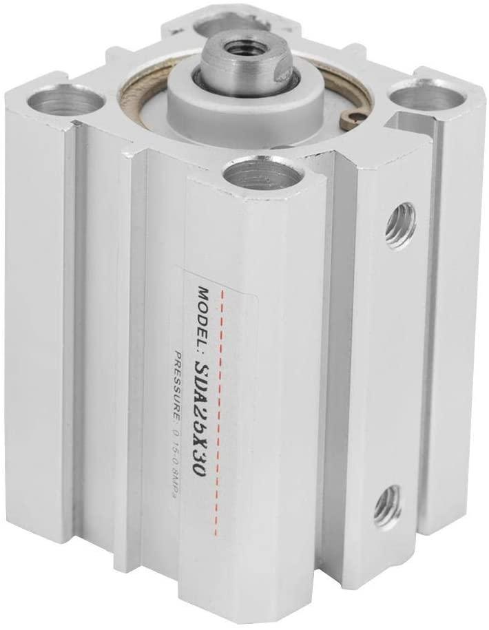 Pneumatic Air Cylinder SDA2530 Compact Aluminum
