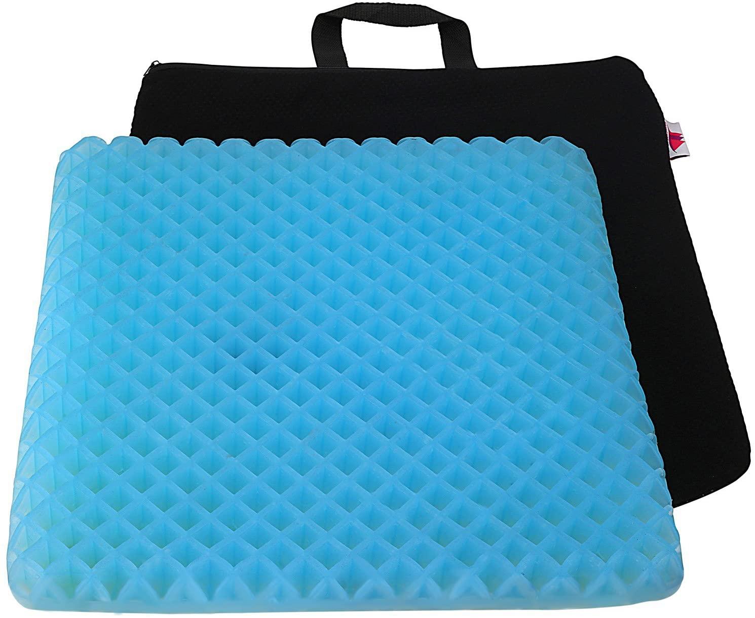FOMI Premium Firm All Gel Orthopedic Seat Cushion Pad (15