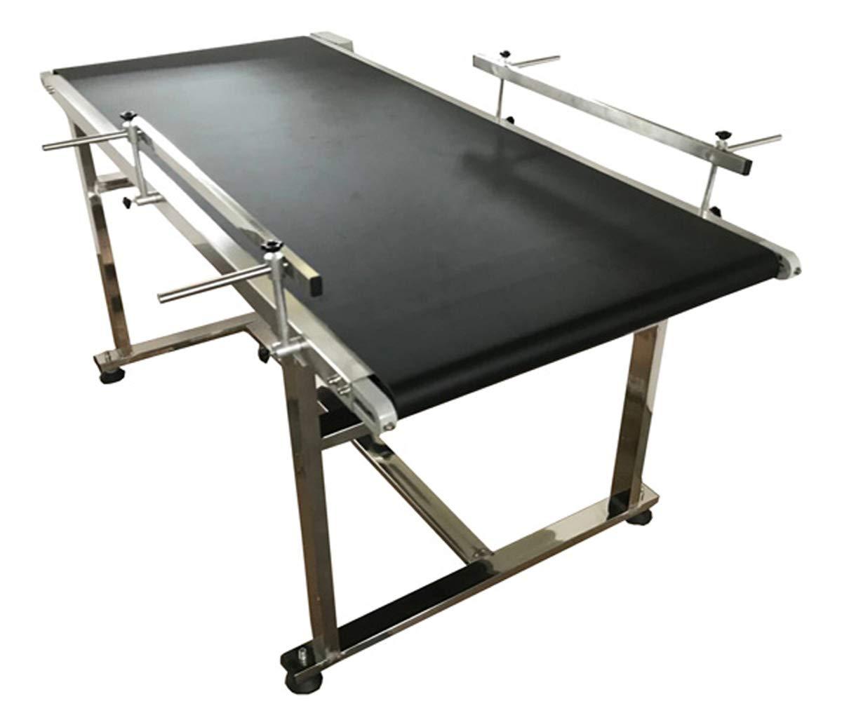 INTBUYING Electric Conveyor Belt Machine 59