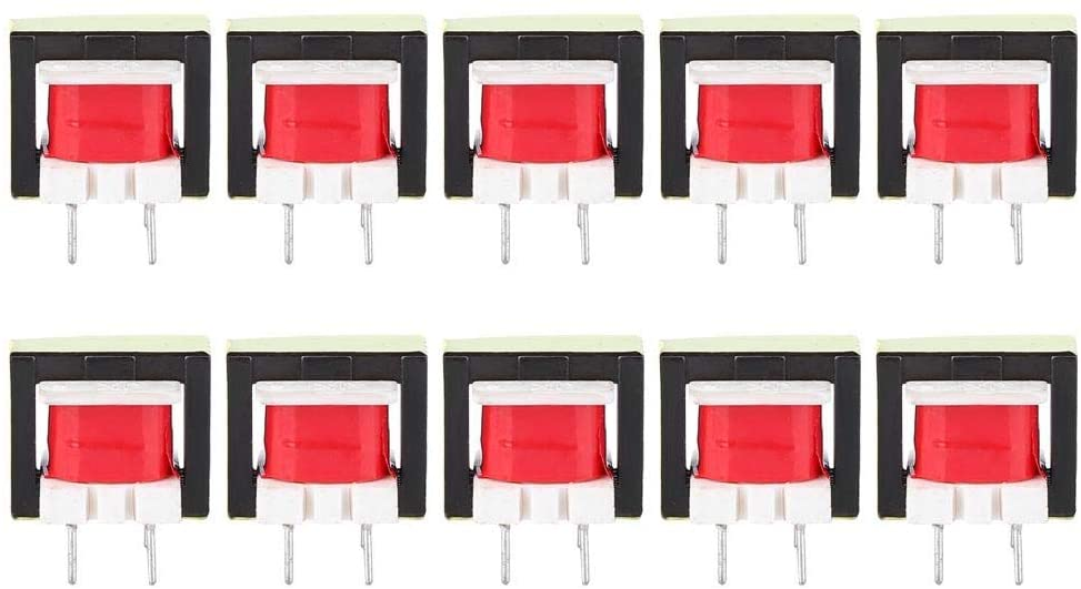 10pcs Audio Transformer EE14 Transformateur POS Transformador