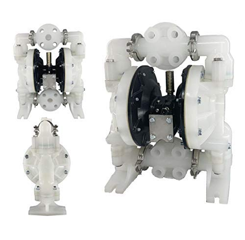 SOFEDY Heavy Duty Double Diaphragm Transfer Pump 1