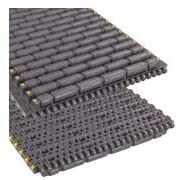 MCC Flat Top Conveyor Chain Component - Straight Running, 12.000 in Width, 1 in Pitch
