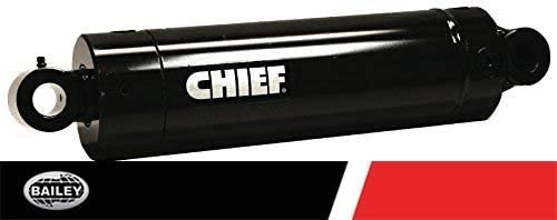 Chief WX Welded Cylinder: 5 Bore x 20 Stroke, 3000 PSI, 2.5