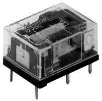 General Purpose Relays Power PCB Relay SPST-NO + -NC 24VDC (100 pieces)