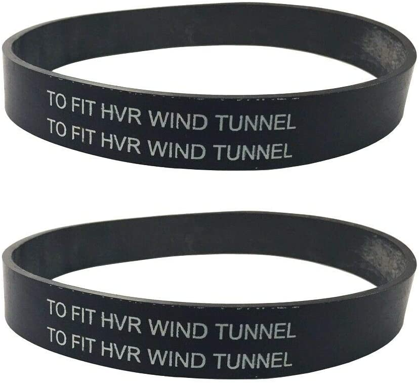 (2) Vacuum Belt for Hoover Windtunnel Vacuum fits 38528057, 38528-057