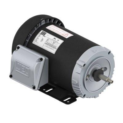 WEG Electric .5036ES3EJP56J-S.5HP, 3600 RPM, 3PH, 208V,230V,460V, 56J Frame, Standard Flange, Foot Mount, TEFC, General Purpose Motor