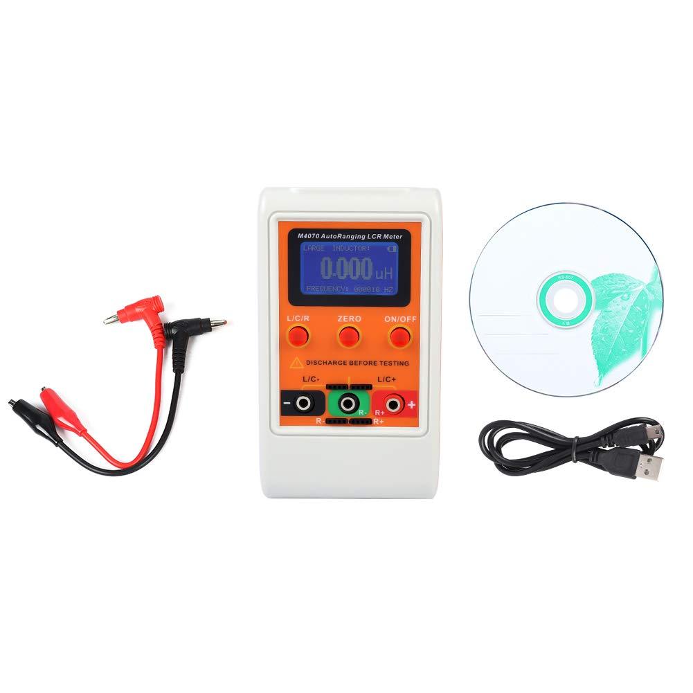 LCR in Circuit Meter, M-4070 LCR in Circuit Meter Automatic Range Inductance/Capacitance/Resistance Tester