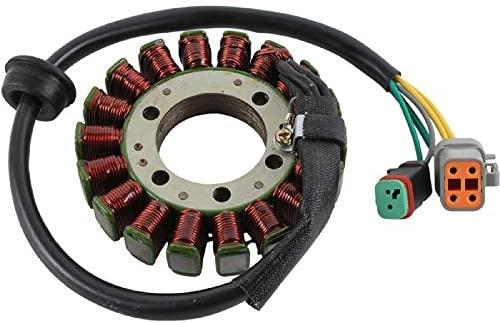 DB Electrical ASD4001 New Stator Coil For Ski Doo 500 600 700 800 Snowmobile 2003-2007 Grring 2003 Gsx500Ss Gsx Gsx800 2004-2007 Legend Mxz 2003-2007 Ers 410-922-946 410-922-965 410-922-993