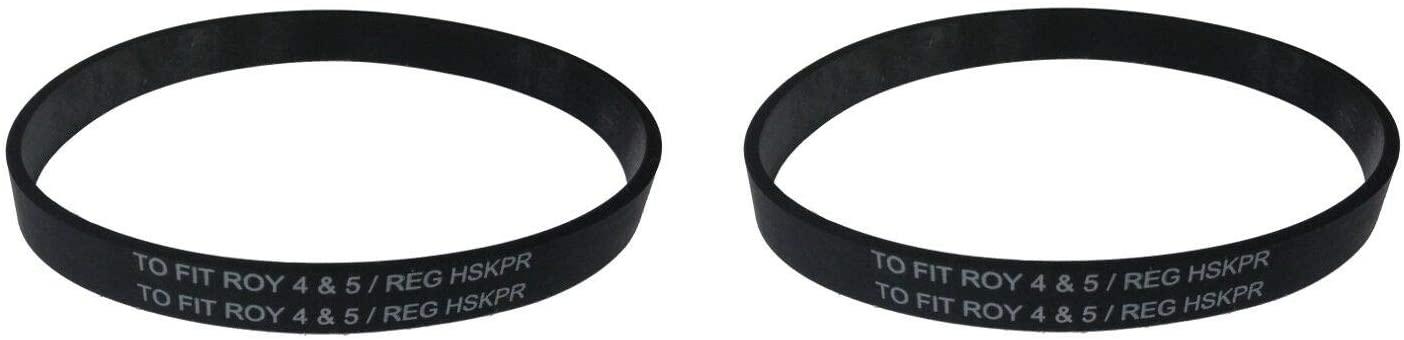 Kaidan 2-Pack 1720410001 Belts Replace for Dirt Devil Vacuum Cleaner Belt