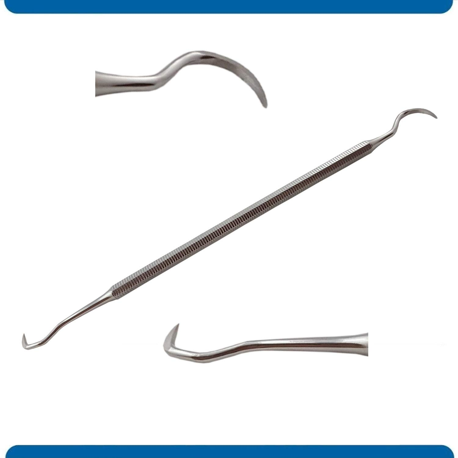 Towner/Jacquette Scalar, UI5 LS, Professional Quality Dental Scaling Instrument
