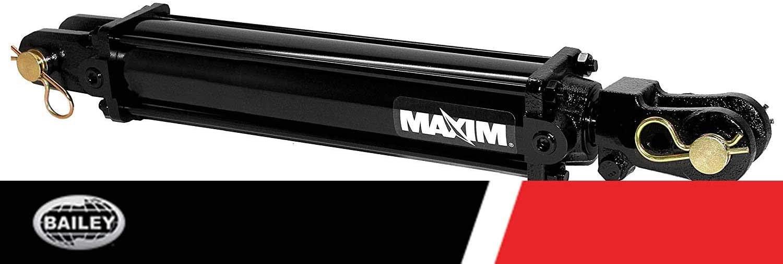 Maxim TC Tie-Rod Cylinder: 4 Bore x 36 Stroke - 2