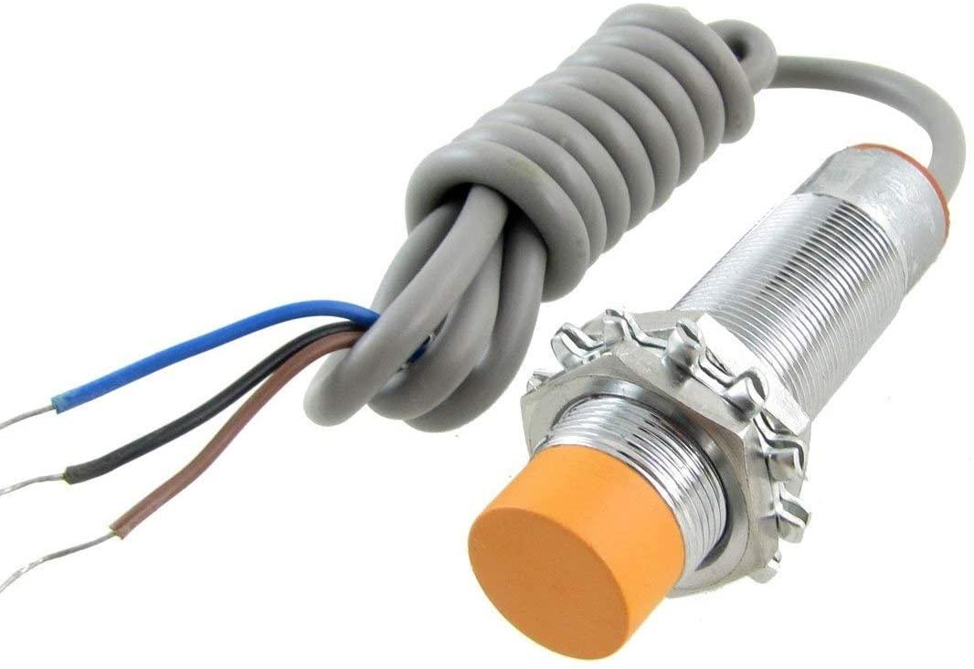 BLS LJ18A3-8-Z/BX DC 6-36V 300mA 8mm NPN Tubular Inductive Proximity Sensor Switch 2pcs