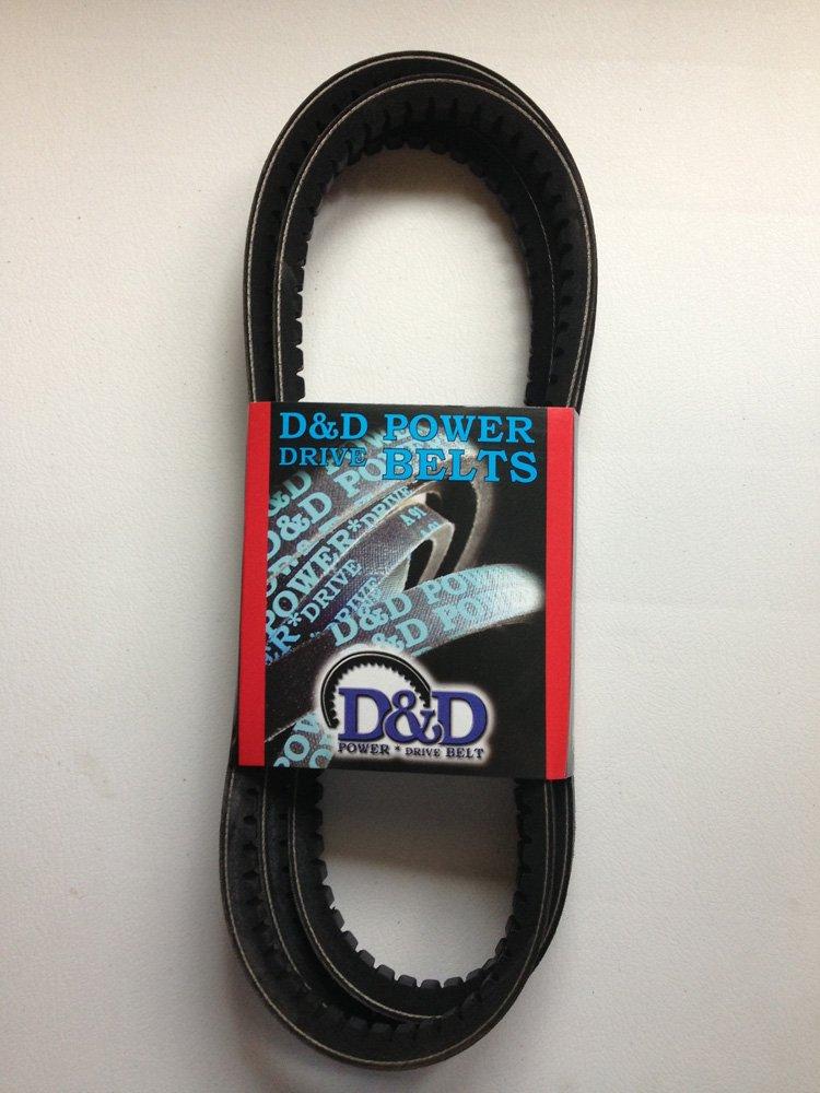 D&D PowerDrive 25-7420 NAPA Automotive Replacement Belt, Rubber