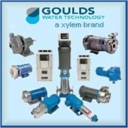 Goulds 13K287 Pump Part