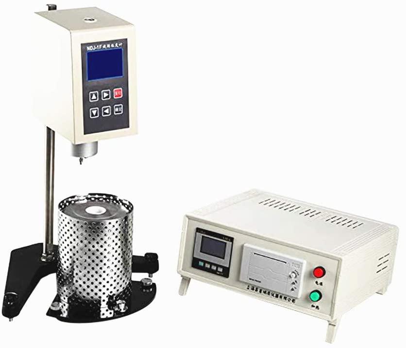 NDJ-1F Digital Brookfield Rotational Viscometer Viscosity Meter Fluidimeter
