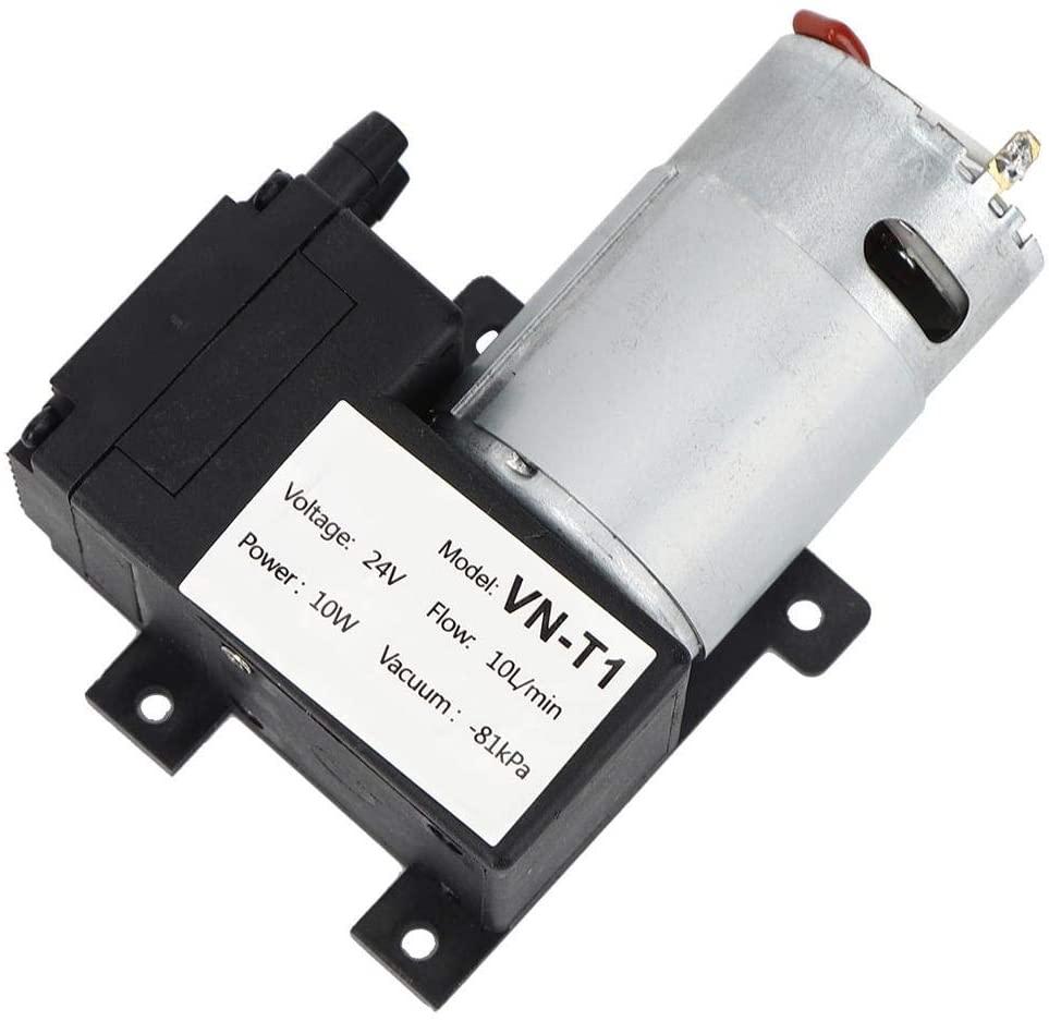 DC Vacuum Pump Vacuum Pump VN-T1 Engineering Plastic 10L / min Pump Air(DC24V)