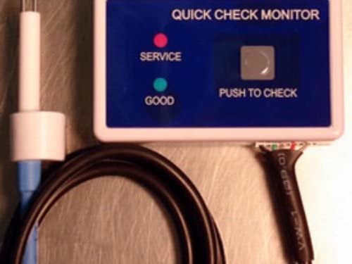 (Package Of 5) HM Digital QC-1 Quick Check Monitor for TDS and Conductivity