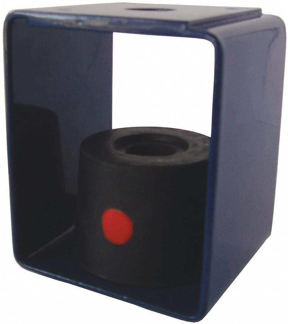 Hanger Mount Vibration Isolator, Neoprene Isolator Type, 20 to 45 lb. Capacity Range