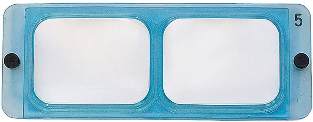 Optivisor Replacement Lens, #5, 2-1/2x, 8 Inch Range | ELP-525.00