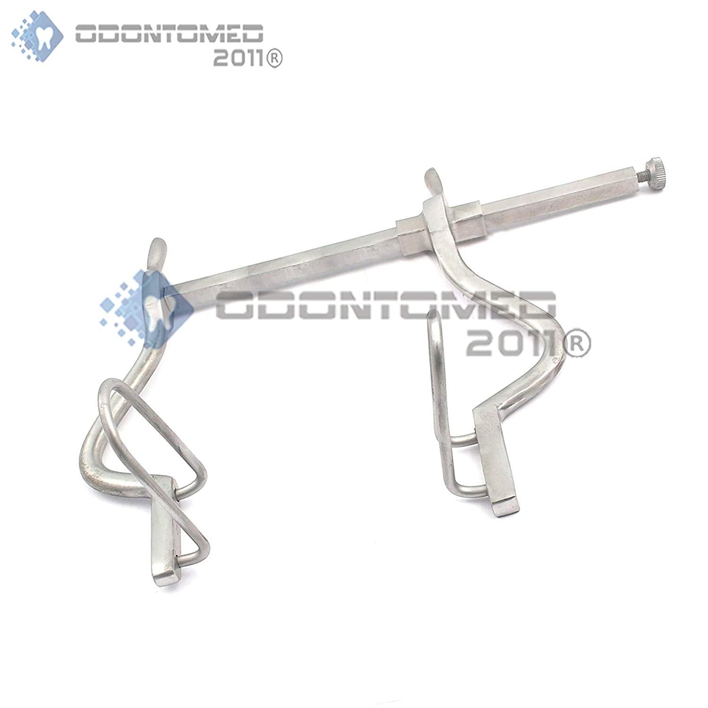 OdontoMed2011 : Gosset Abdominal Retractor Stainless Steel ODM