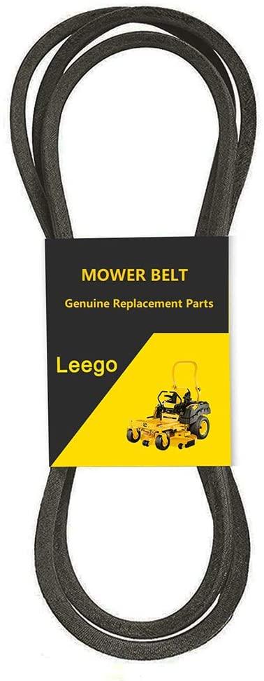 Deck Belt Compatible with MTD Cub Cadet Troy Bilt Toro XT1- GT50 LT50 XT2-LX50 LX500 SL500 CYT5023SE G8300 T260 50 Inch Deck 754-04077 954-04077 112-0332