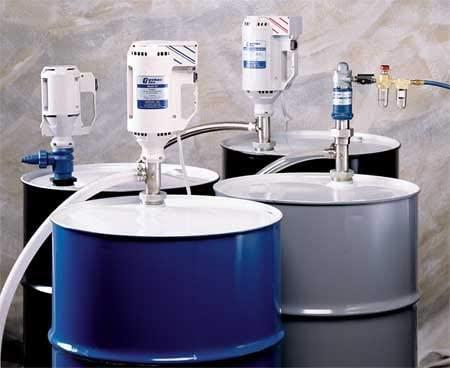 Drum Pump, 115VAC, 1/4 HP, 60 Hz