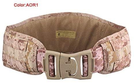 H World Shopping Emerson Airsoft Tactical Modular 1000D Outdoor Hunting Padded Molle Waist Belt