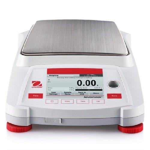 Ohaus OSAX820807-8200G Adventurer AX8201 Lab Scale, 8200 g x 0.1 g