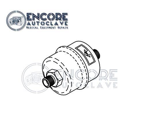 AMB168 AIR Vent Bellows for Eagle 10, Eagle 10 Plus Autoclave, Steam Autoclave American Sterilizer