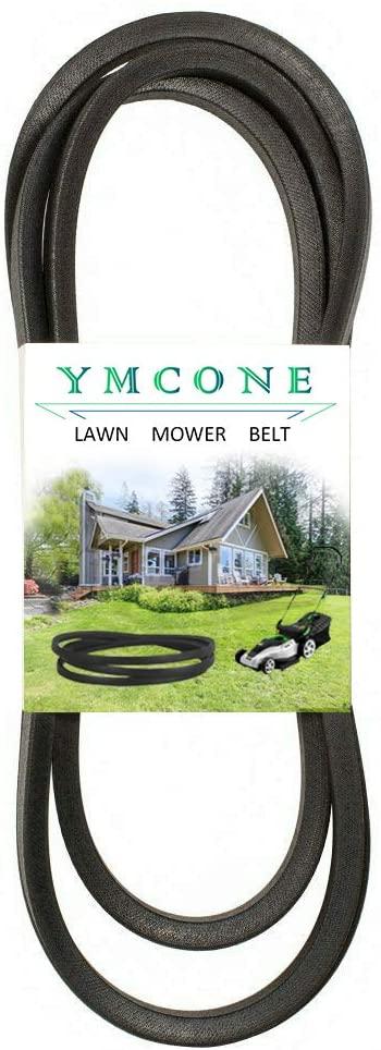 YMCONE Riding Lawn Mower Deck V-Belt 5/8