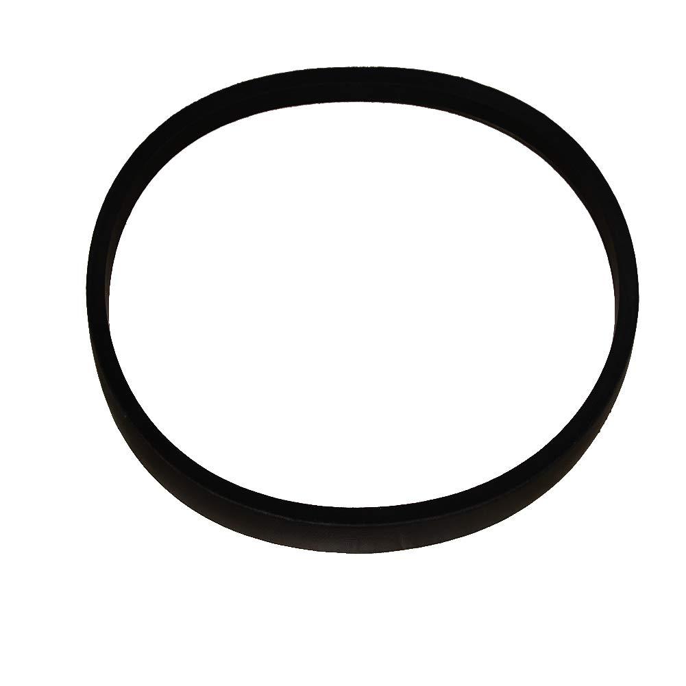 Othmro Industrial Belt 1219mm C1219 Rubber Black Industrial Power Rubber Transmission Belt 1 Pcs