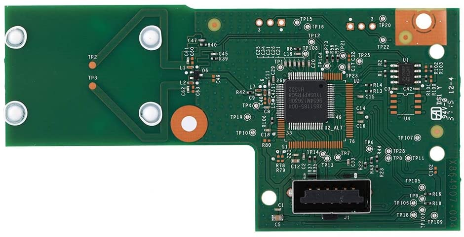 nobrands Samfox S-witc-h Circuit Board Replacement Power RF Board Controller Sync Module for Xbox 360 E