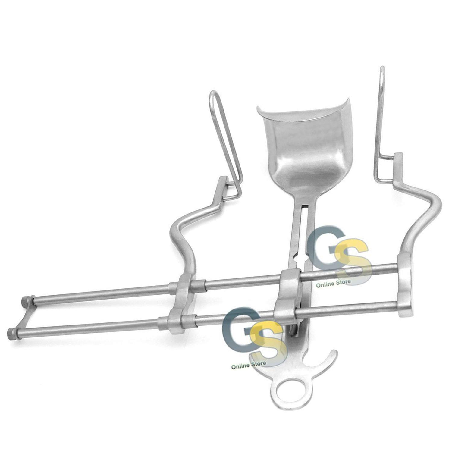 Balfour Retractor 10