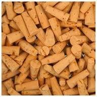 WIDGETCO Size 0000 Cork Stoppers, XXXX Grade