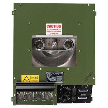 L-K Industries Transportable Analog Centrifuge, Four Pear Shaped Tubes, 12 VDC