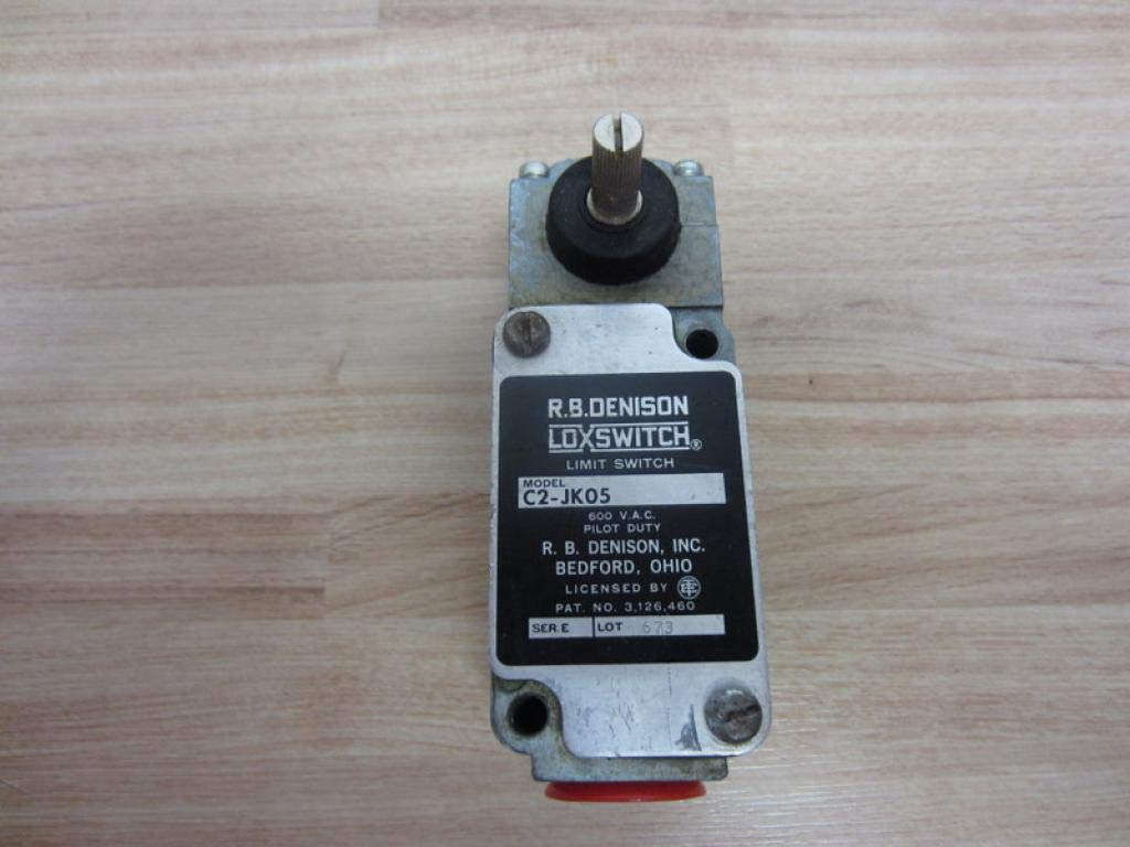R.B.Denison C2-JK05 Limit Switch