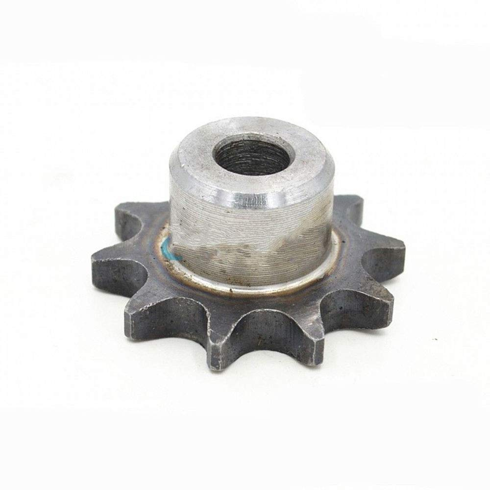 #25 Chain Drive Sprocket 9T Pitch 6.35mm 04C9T for #25 1/4