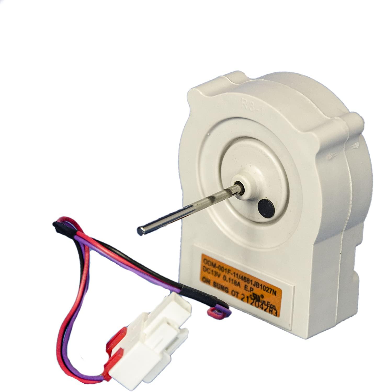 LG Electronics 4681JB1027N Refrigerator Motor