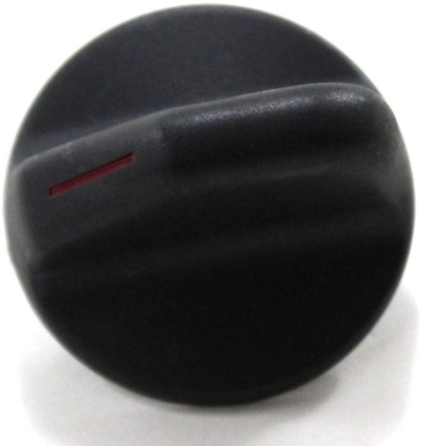 Whirlpool W7733P381-60 Range Surface Burner Knob Genuine Original Equipment Manufacturer (OEM) Part