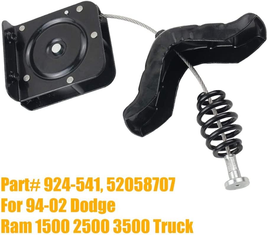 924-541 Spare Tire Winch Carrier Hoist for 94-02 Dodge Ram 1500 2500 3500 Truck, Part# 52058707 GELUOXI