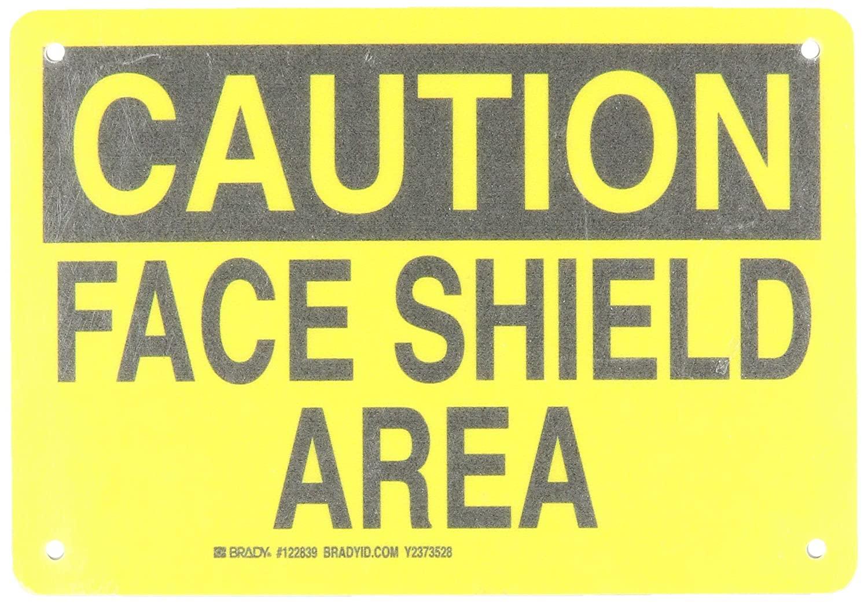 Brady 122839 Eye Protection Sign