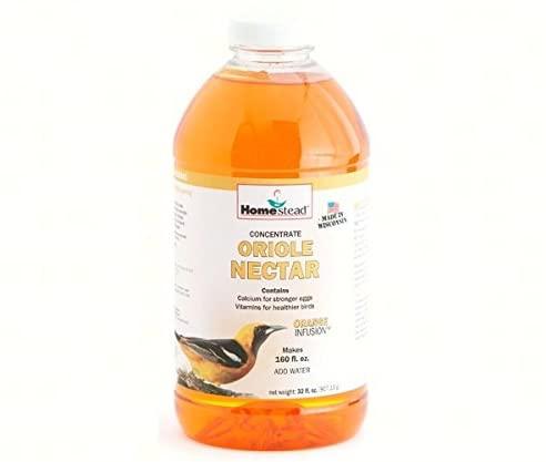 Homestead Orange Nectar Concentrate 32 oz.
