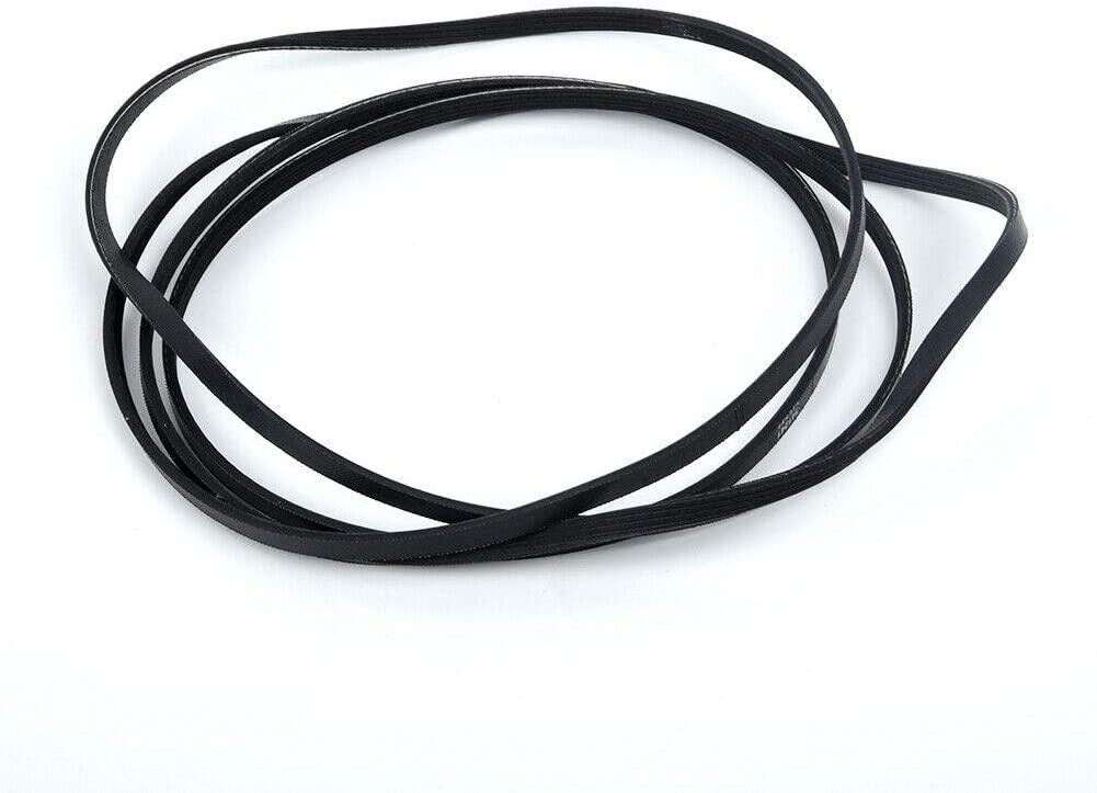 Compatible Dryer Belt for Whirlpool WGD4900XW, WGD4910XQ Dryer Models