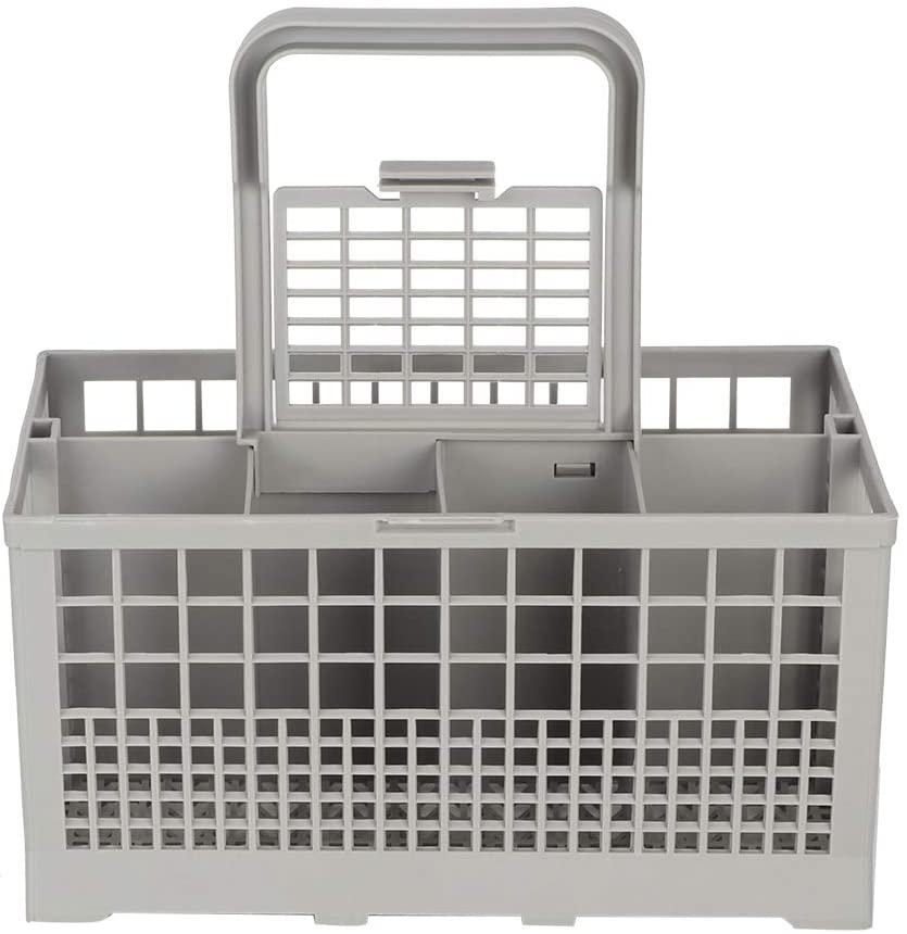 Yuehuam Universal Dishwasher Cutlery Basket Replacement Par tMultipurpose Storage Box Accessory